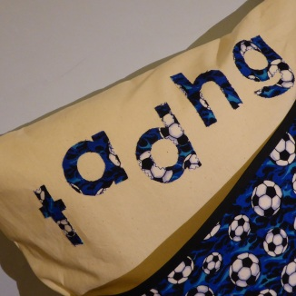 football cushion 2