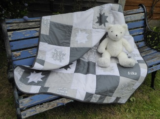 Grey baby patchwork 2